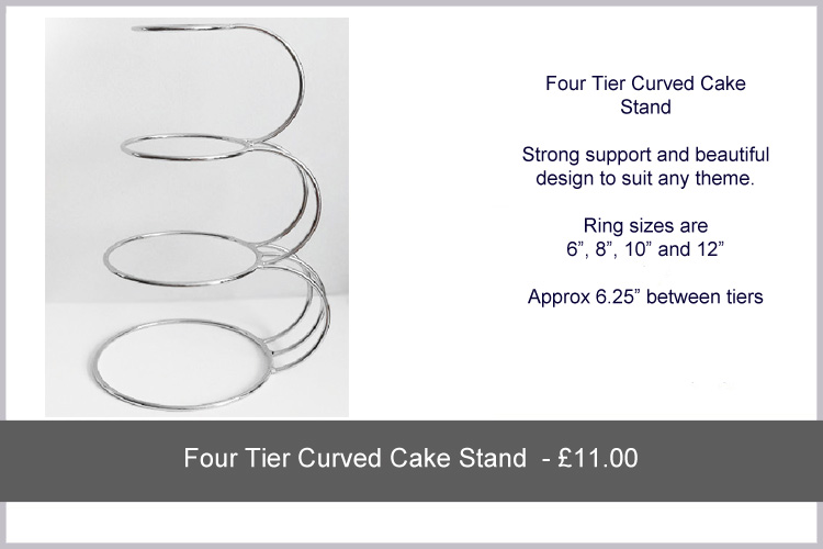 Cheap  Tier Cake Stands Uk