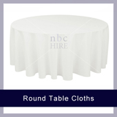 Round Table linen sizes and prices