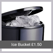 ice bucket hire